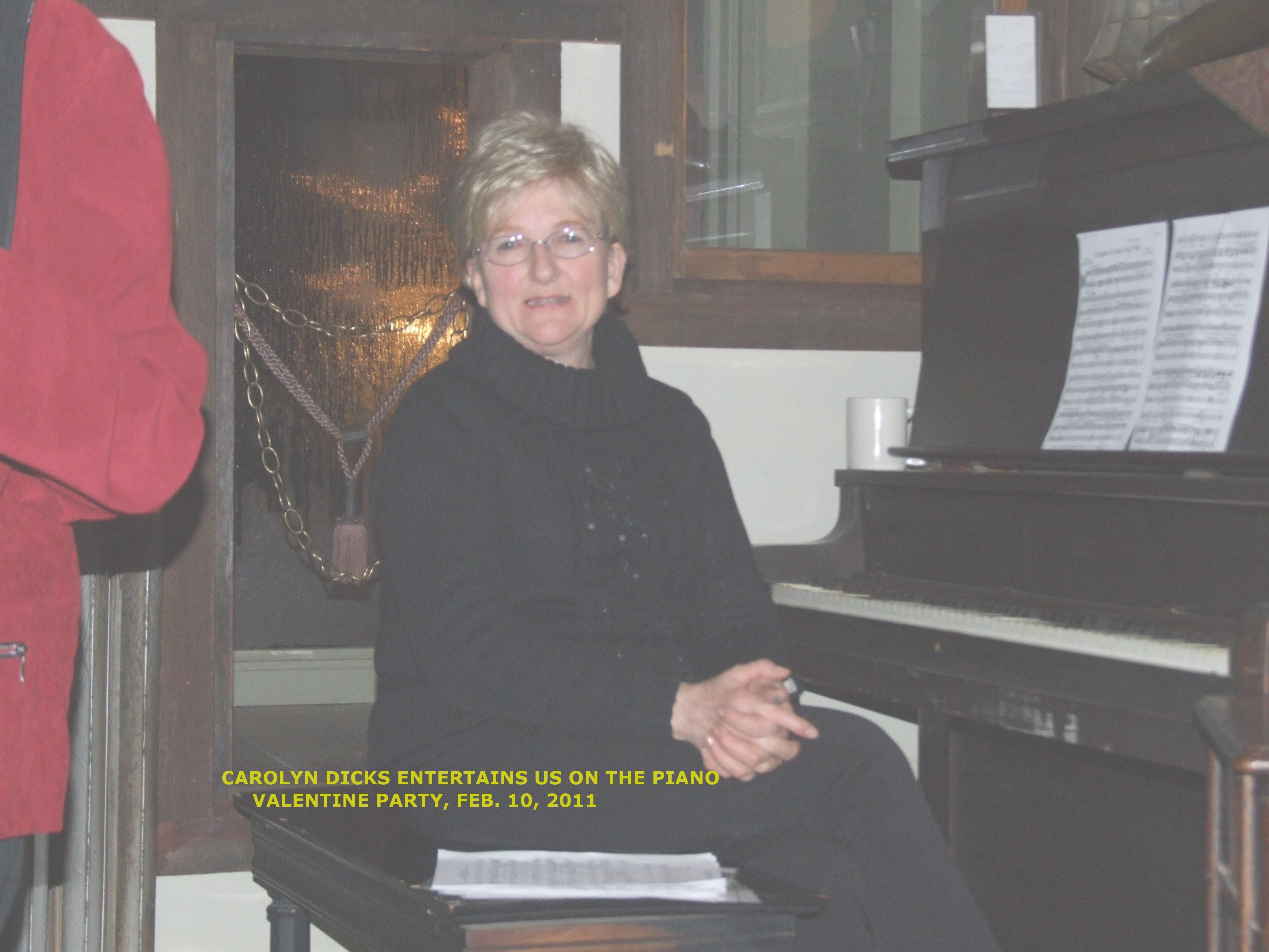 Carolyn Dicks