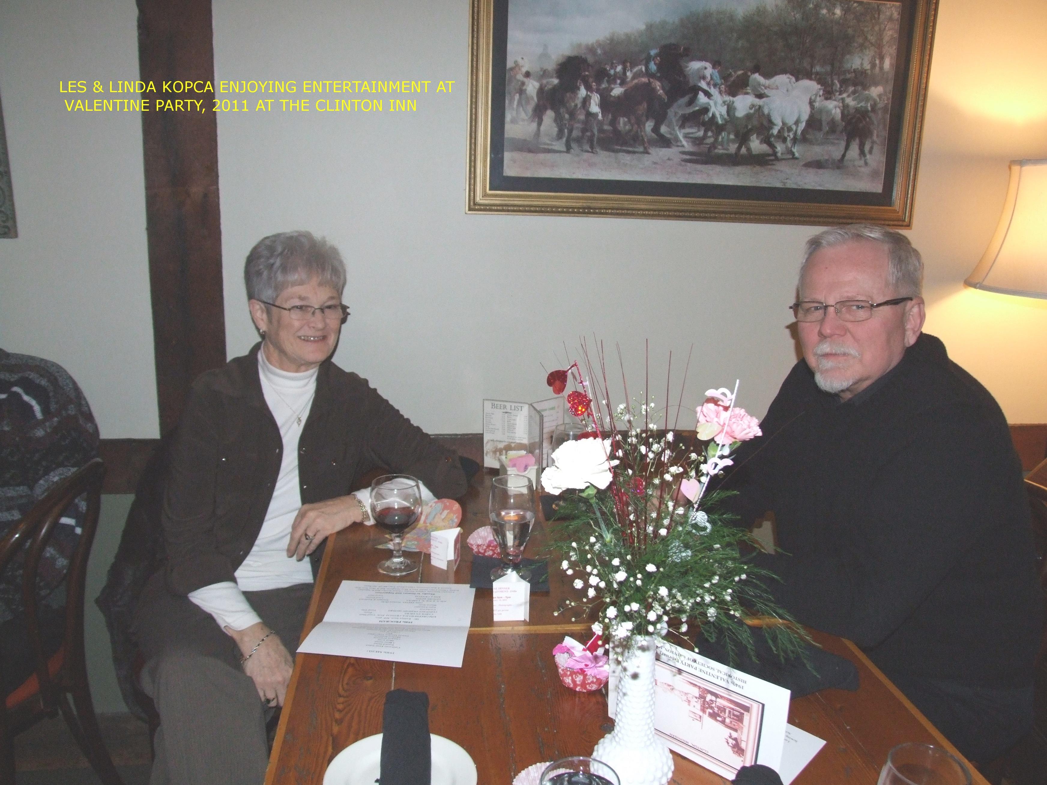 Les & Linda Kopka