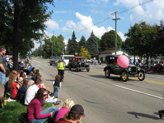 2011 Fall Festival HSC parade entries