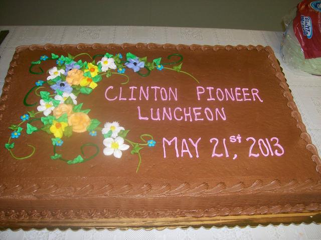 2013 Clinton Pioneer Luncheon
